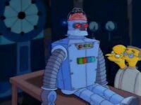 Homer Robô