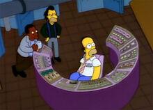 Homer despedido 03x11