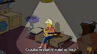 Lurleen Lumpkin - Llorando en mi cuna (Subtitulada)