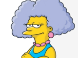 Selma Terwilliger Hutz McClure Stu Bouvier Simpson