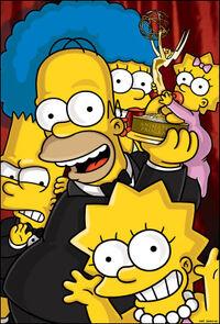 Simpsonowie Emmy