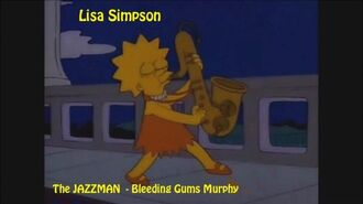 The Simpsons-Jazzman