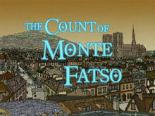 The count of monte fatso 18x11 A