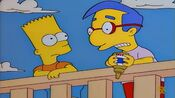 Bart and Milhouse 22