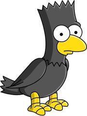 Bart the raven