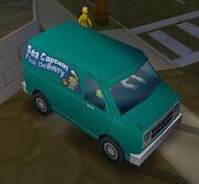 Fish Van