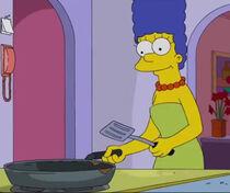 Marge kucharka