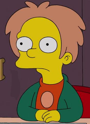 35cb3ee066849 Boy With Shades Simpsons Wiki Fandom Powered By Wikia