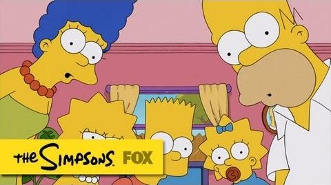 "Pest Week Ever from ""Pulpit Friction"" THE SIMPSONS ANIMATION on FOX"
