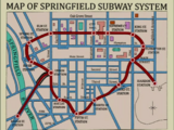 Springfield Subway System