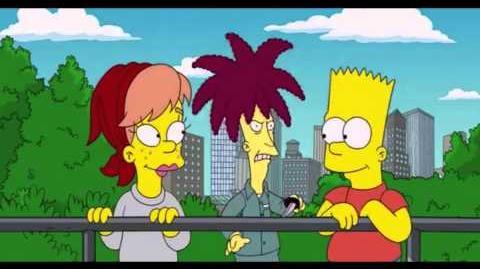 The Simpsons - Moonshine River - Sideshow Bob Cameo