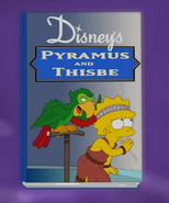 Disney's Pyramus and Thisbe