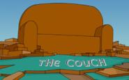 Exit Through Kwik-E-Mart Couch Gag 1