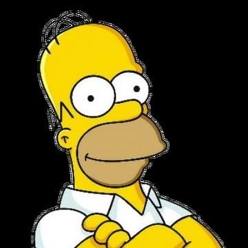 Dyspraxic Characters: homer simpson
