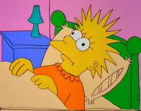 Lisa w odcinkach krótkometrażowych
