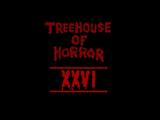 TreeHouse of Horror 26