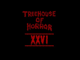 TreeHouse of Horror 26