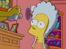 Marge foto flash bart 18x16