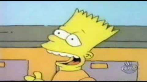 Simpsons Shorts-Barts Hiccups
