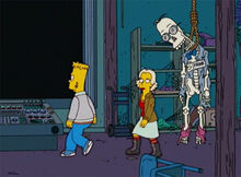 Frink esqueleto