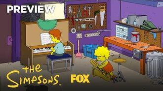 Preview Ed Sheeran Is Playing Springfield Season 29 Ep. 10 THE SIMPSONS