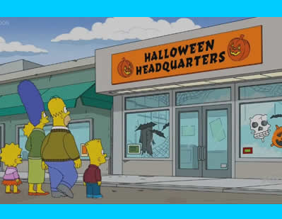 Quartel General do Halloween