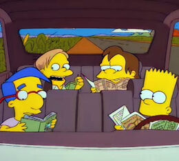 Bart on the road again 07x20 ava2