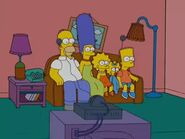 Crook and Ladder (Couch Gag) 1