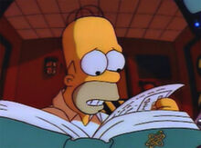 Homer manual nuclear complicado