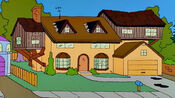 S6E19 Simpsons home 2010