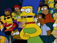 Marge vengeance