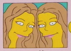 Mary-Kate and Ashley Olsen characters