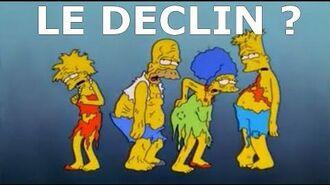 Parlons Simpson 20 Le déclin ?