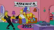 Simpsons 2005
