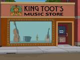 Loja de música do rei
