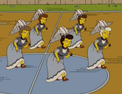 Belas do Basquete de Springfield
