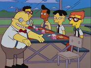 Bart's Comet 38