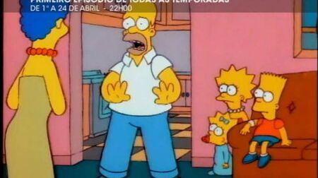 Estreia da 25ª temporada dos Simpsons na FOX Brasil