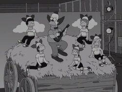 Krusty children