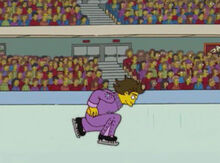 Elvis stojko patinação 1