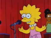 Lisa, la reine de beauté