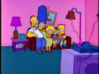 List Of Couch Gags Simpsons Wiki Fandom