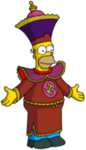 Homer the Chosen One