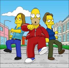 Marge, chauffeur de maître