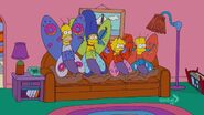 Moonshine River (Couch Gag) 1