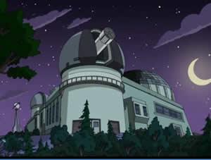 Observatório Astronômico de Springfield