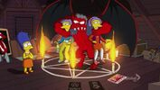 Treehouse of Horror XXIII Unnormal Activity -00049