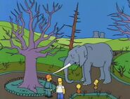 Bart Gets an Elephant 48