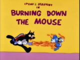 Burning Down the Mouse