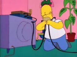Homer kontra Lisa i 8. przykazanie